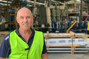 Donald Stewart | Spanbilt Australia